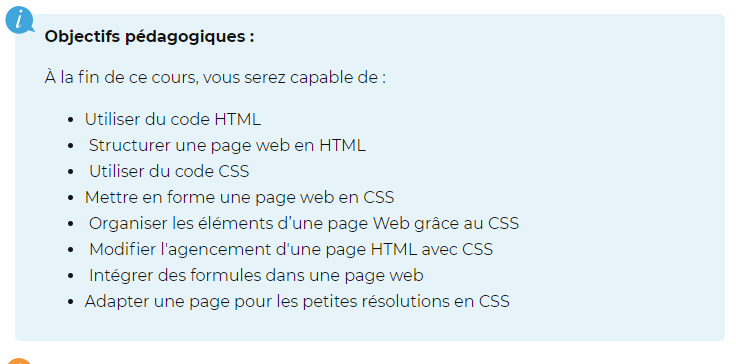 openclassrooms html php